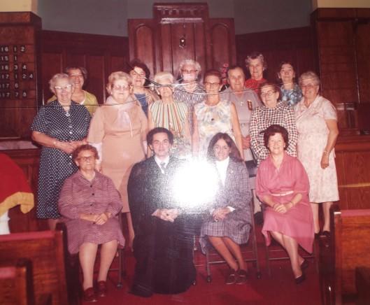 Loranttfy Zsuzsanna Ladies Aid Society c. 1981