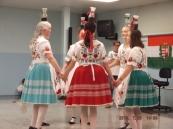Dayton Hungarian Dancers in Wine Dance
